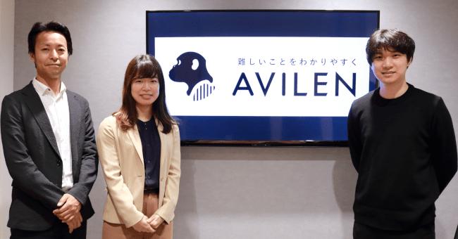 株式会社AVILEN様、お忙しい中ありがとうございました。今後ともよろしくお願いいたします。