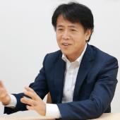 「今回構築したマネジメントシステムが、今後のビジネス展開に生きてきます」(代表取締役・西村治氏)