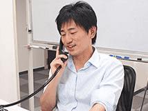 コンサルタントによる電話相談