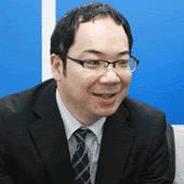 情報システム部 渡部賢司氏