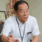 「ISMS認証を取得したことで積極的な事業展開が出来るベースが構築できました」専務取締役 管理本部長四反田義和氏