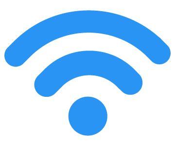 wifiのイメージ図