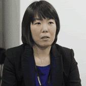 「幸松さんと会うことが楽しい。委員会のメンバー全員、そう感じていたと思います」開発部 田畑千絵氏