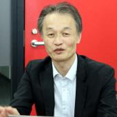 「井崎さんは話しやすかった。LRMは情報セキュリティの新しい課題が生まれた時にまずは相談する相手になりました」(取締役 NEXT事業部 事業本部長・幸村信樹氏)