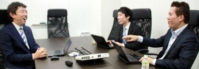 「幸松さんとの雑談の中で紹介されたことがクラウドセキュリティ認証取得のきっかけです」