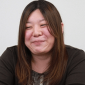 """「幸松さんのコンサルティングで""""Pマーク=難しい""""というイメージは払拭されました」(開発部プログラマー坂口真衣子氏)"""