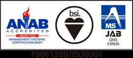 ISO9001ロゴマーク