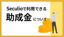 Seculioで利用可能な助成金