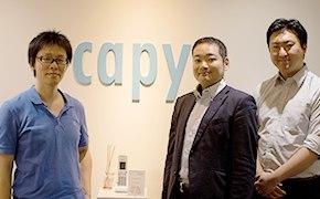 Capy株式会社様