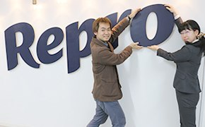 Repro株式会社様